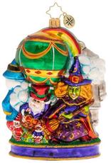 Christopher Radko Christopher Radko - The Land Of Oz Chrismas Ornament