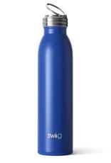 Swig Swig 20oz Water Bottle - Matte Royal