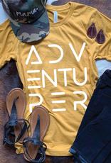 Adventurer Graphic T-Shirt - Large