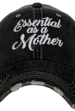 Essential As A Mother Women's Trucker Hat