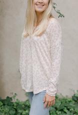 Lana Top - Autumn Rose