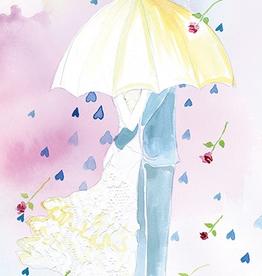 Calaisio Love is in the Air Wedding Card