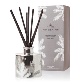 Thymes Frasier Fir Petite Statement Reed Diffuser - 4 oz