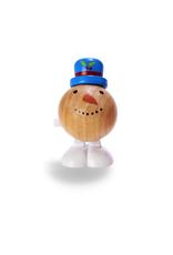 Holiday Snowman Hopper