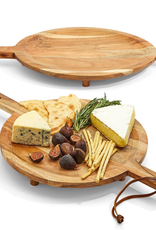 Footed Serving Boards - Round