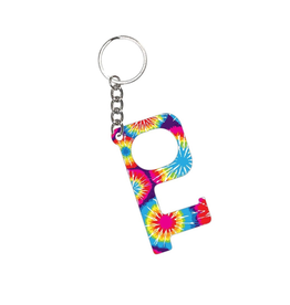 Hands-Free Keychain - Tie Dye