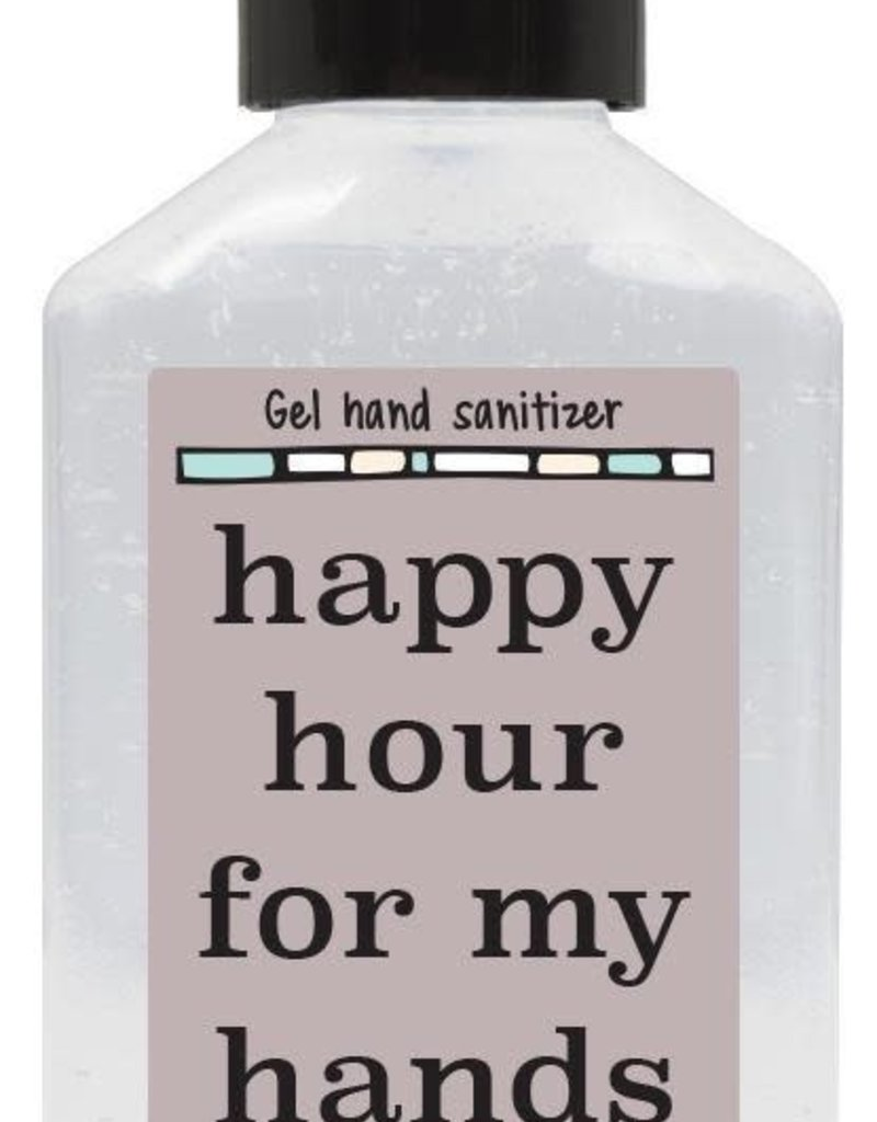 Happy Hour Hand Sanitizers