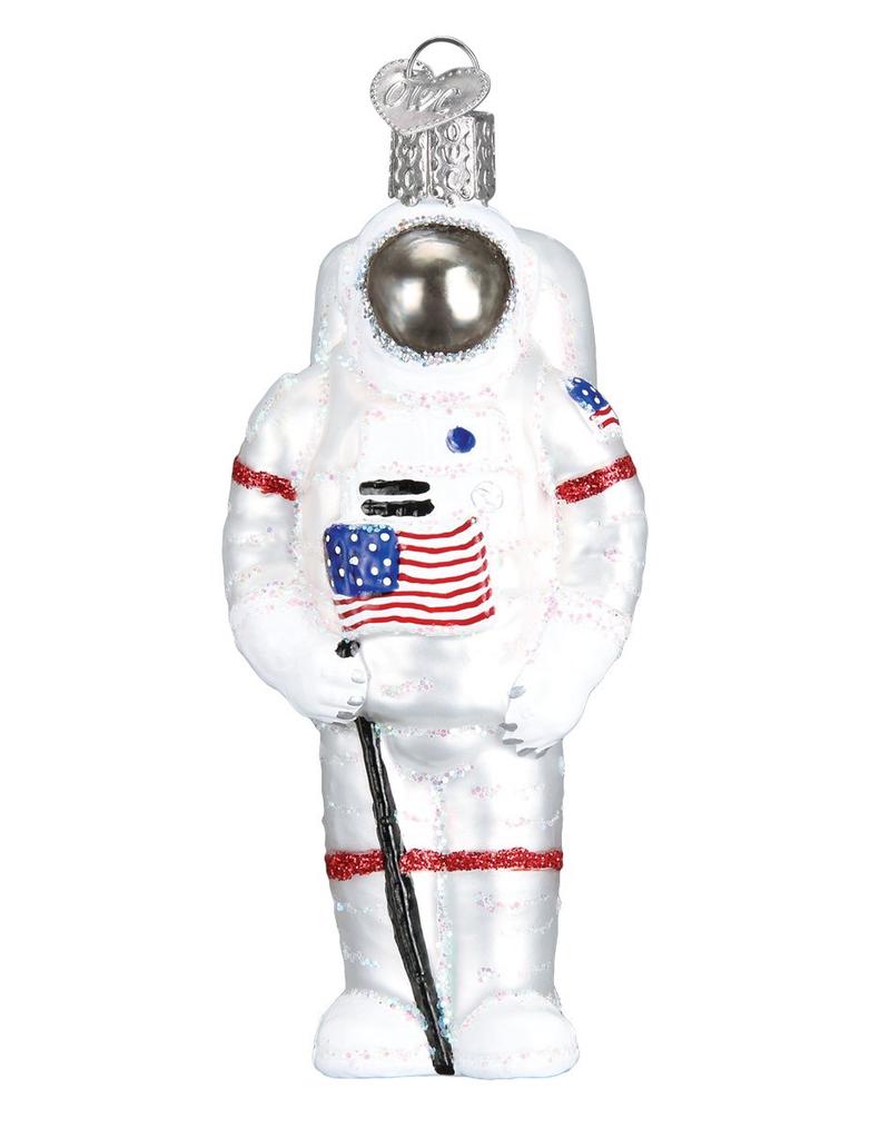 Old World Christmas Astronaut Ornament