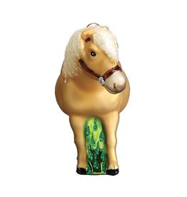 Old World Christmas Shetland Pony Ornament