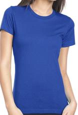 Good Neighbor Gator Royal Blue Boyfriend T-Shirt - Large