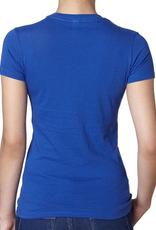 Good Neighbor Gator Royal Blue Boyfriend T-Shirt - X-Large