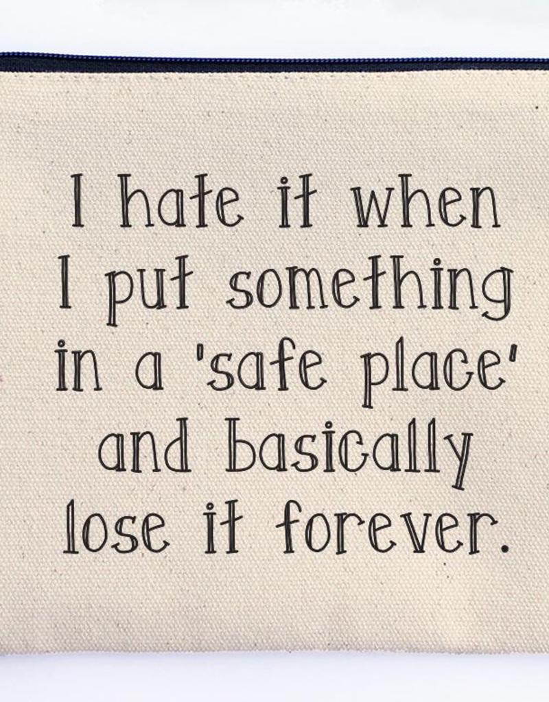 Safe Place Pouch
