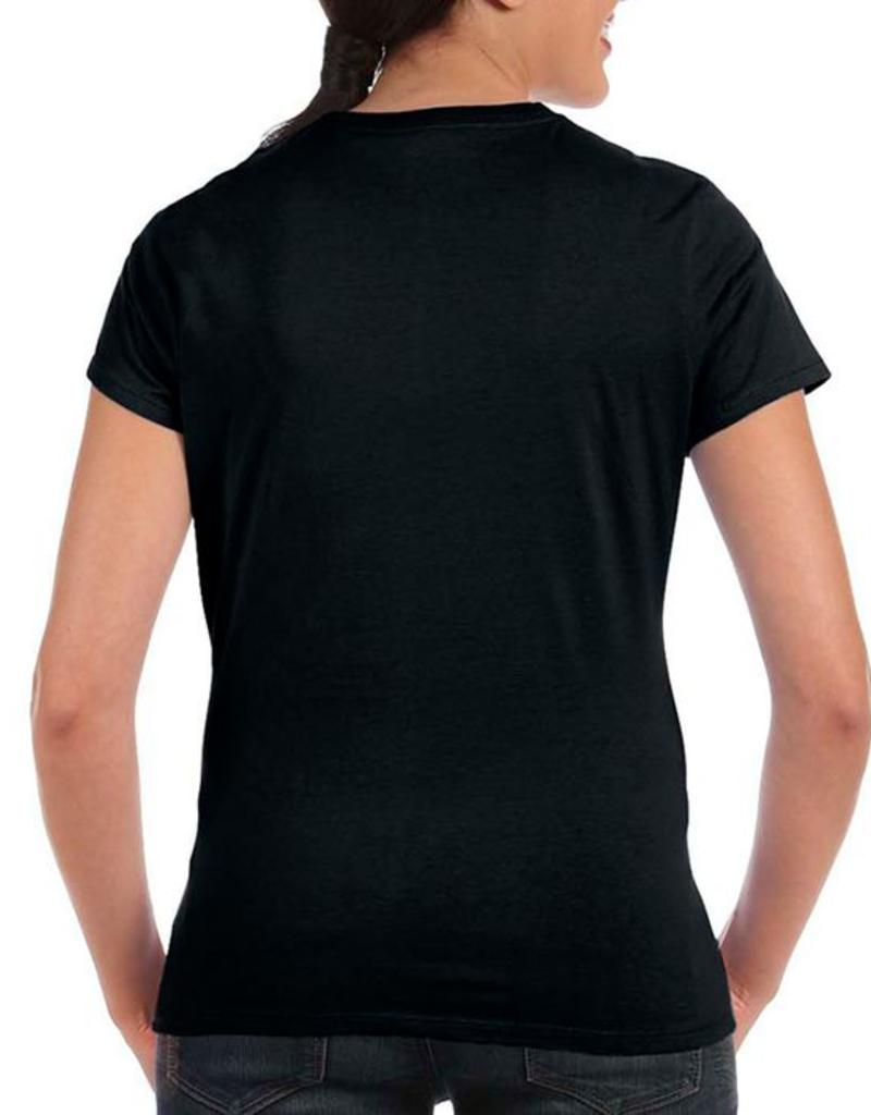 Just Masking Ringspun Cotton T-Shirt - Small