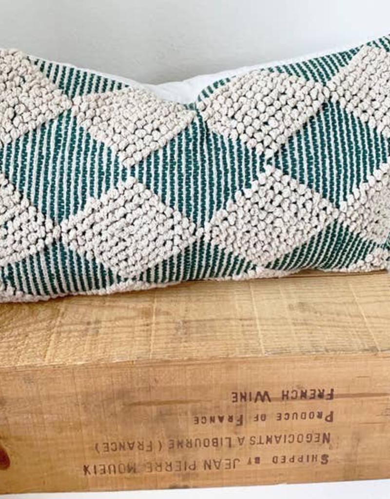 Kollur Pillow - Green