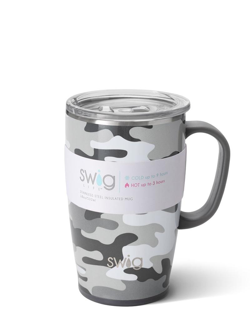Swig Swig 18oz Mug - Incognito Camo
