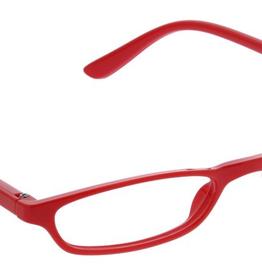 Peepers Jewel Reader - Red