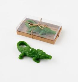 "Alligator Candle - 6.5"""