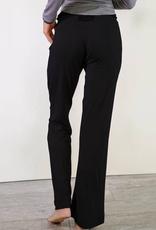 Bamboo Long Pants - Black - Large