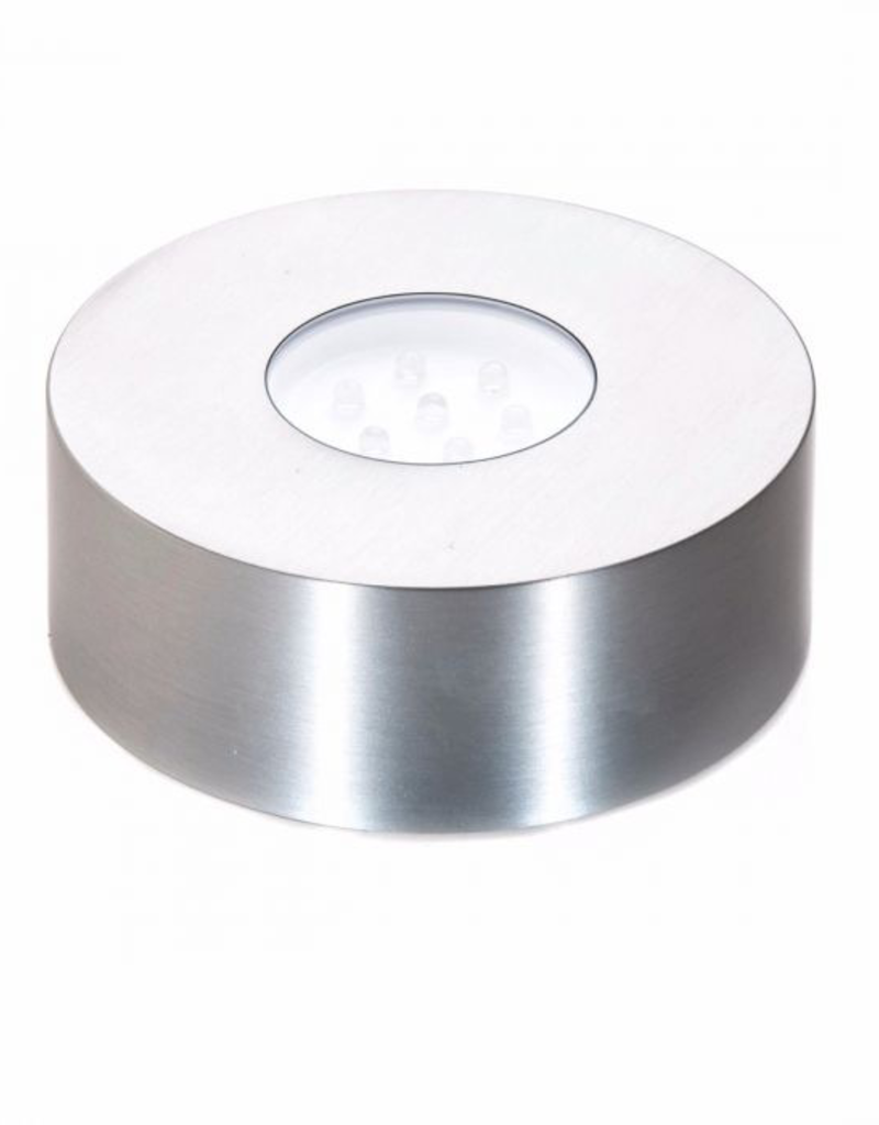 Simon Pearce Rechargeable LED Light - Stainless Steel in Gift Box