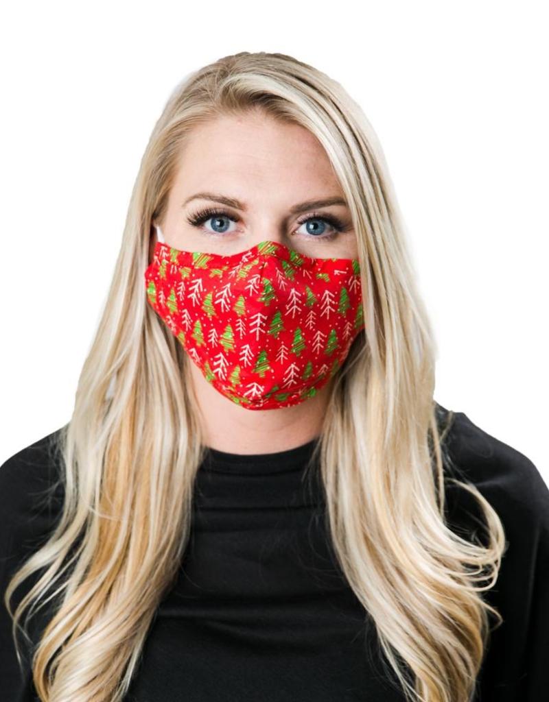 Adult Face Mask - Winter Wonderland