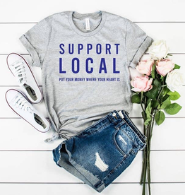 Support Local T-Shirt - X-Large