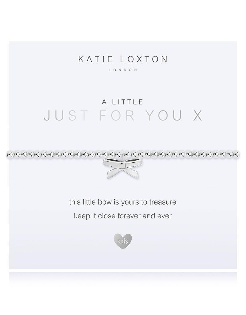 Katie Loxton a little Just For You x Children's Bracelet