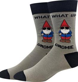 What Up Gnomey - Men's Socks