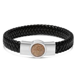 "Dune Jewelry Nautical Woven Bracelet - 8.25"" - Crescent Beach"