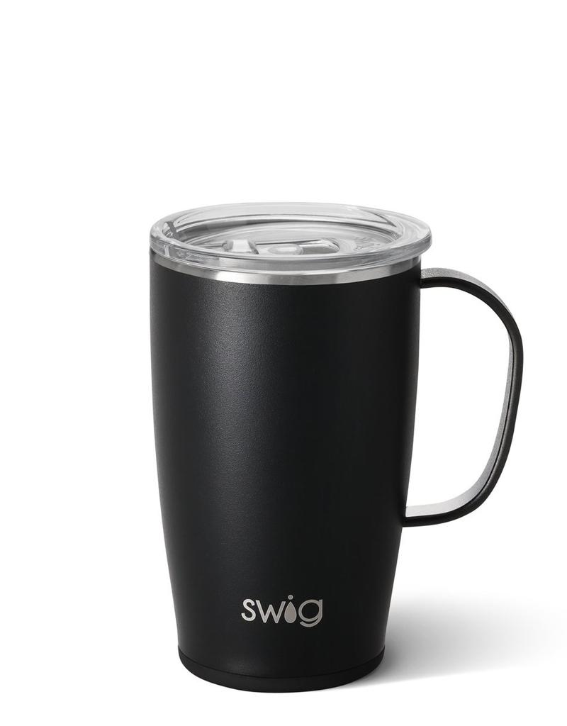 Swig Swig 18oz Mug - Matte Black