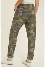Camouflage Jogger Pants - Small