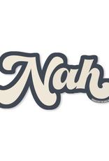 Nah Sticker