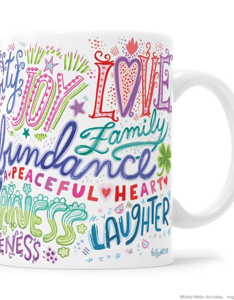 Gratitude Manifesto Mug