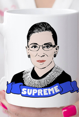 Ruth Bader Ginsburg Supreme Court Justice Coffee Mug - 11oz