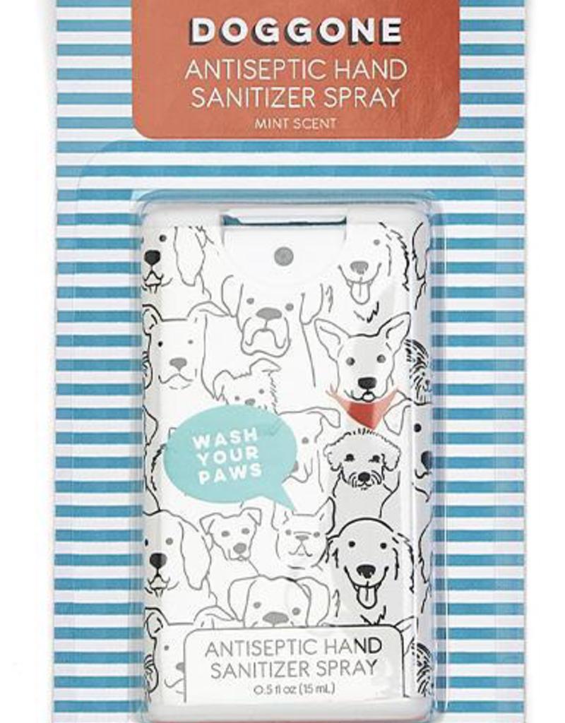 Dog Crew Fresh Scent Hand Sanitizer - Wash Your Paws