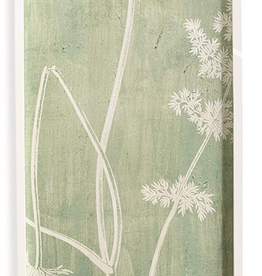 White Lace Botanical Wall Art - 2