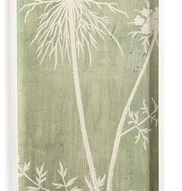White Lace Botanical Wall Art - 4