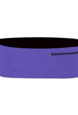 Hips Sister Left Coast Hips Sister Reversible Belt - Violet/Black - Size C