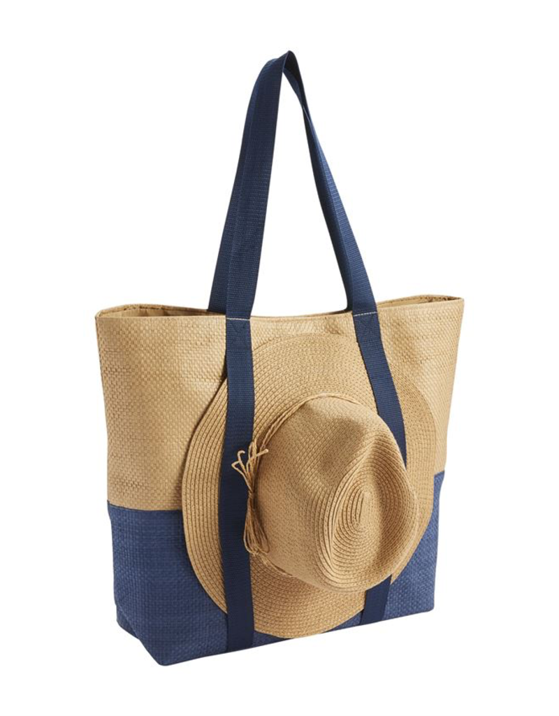 Hat & Tote Gift Sets - Navy