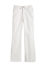 White Lottie Flare Jeans - Large