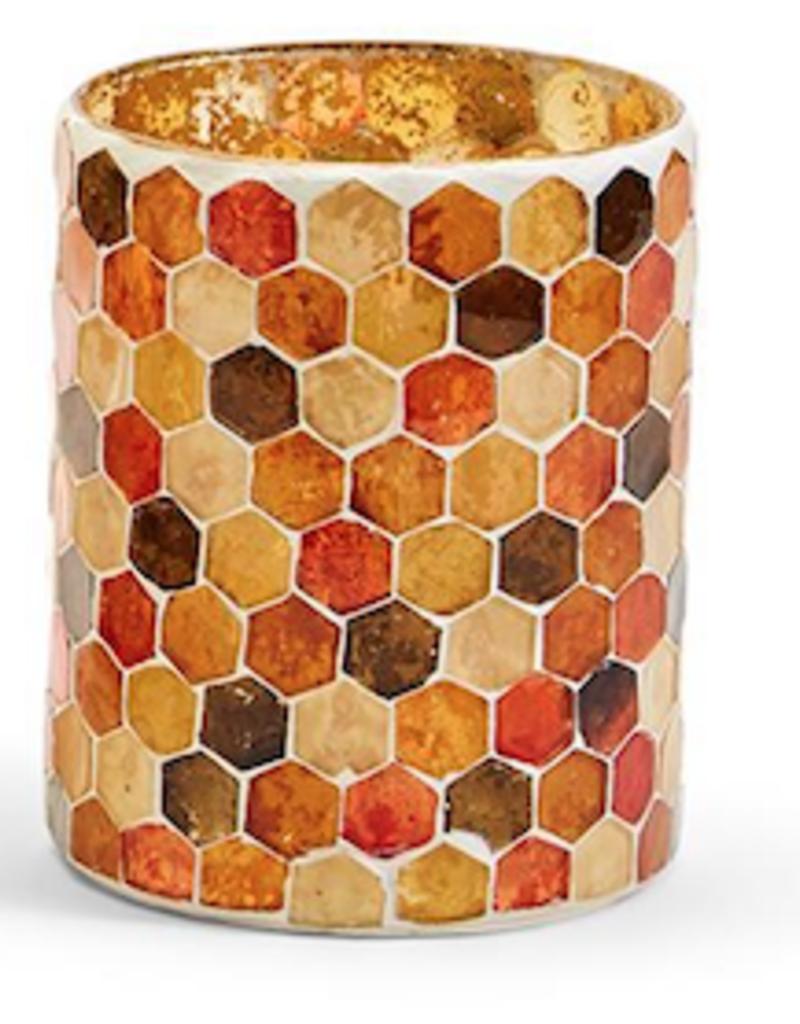 """Honeycomb Tealight Candleholder - 5.25H"""""""