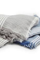 Cozy Comfort Throw Blanket - Grey