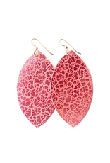 Rose Pop Earrings - Large