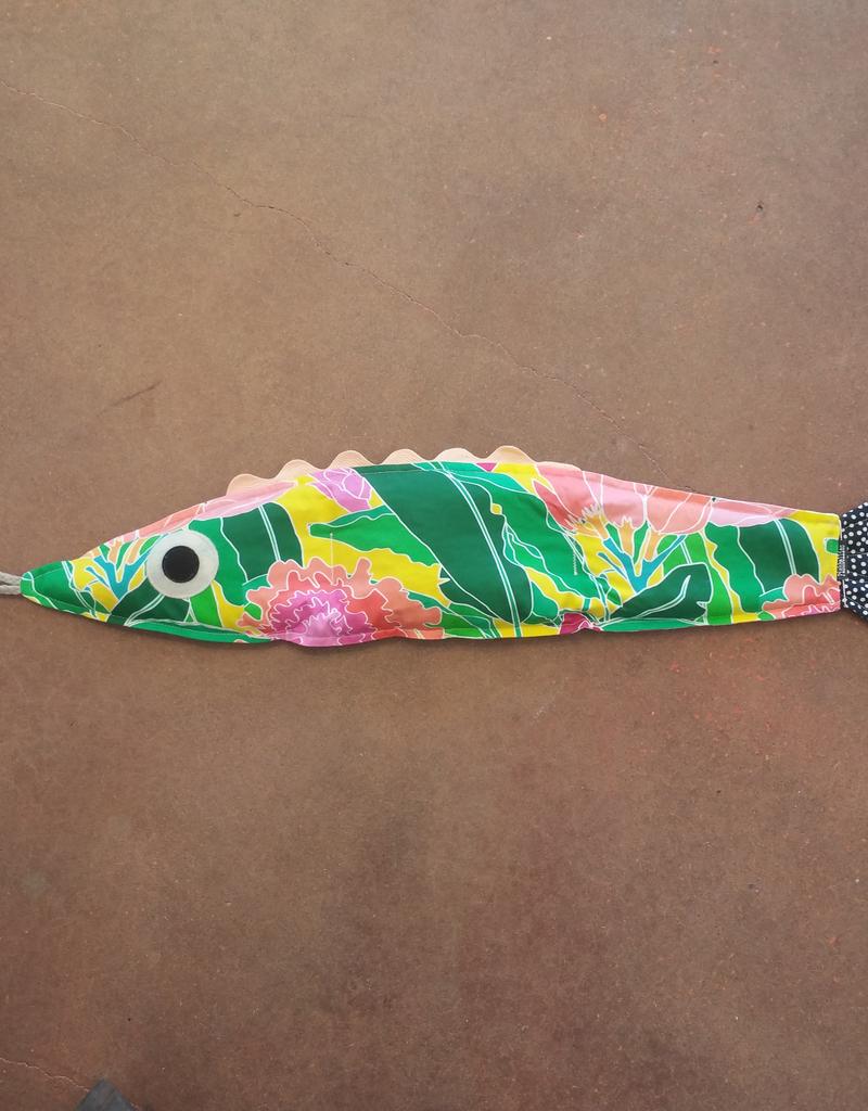 Big Fishbellies - Summer Floral/Rose Chevron