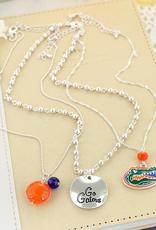 """Florida Gator """"Go Gators"""" Trio Necklace Set"""
