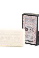 Archipelago Botanicals Charcoal Rose Soap