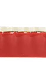 Vietri Italian Bakers Red Medium Rectangular Baker