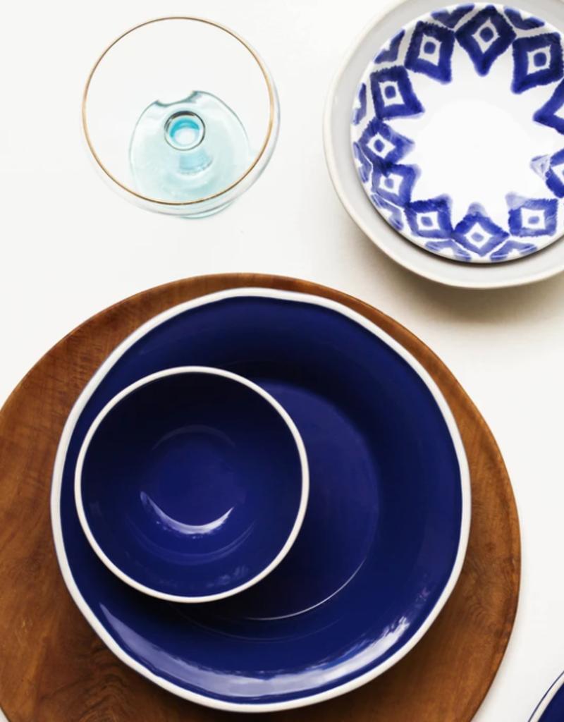 Vietri Chroma Cereal Bowl - Blue