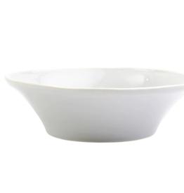 Vietri Chroma Cereal Bowl - White