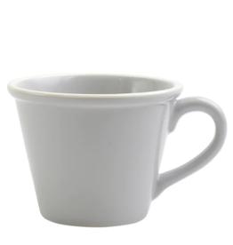 Vietri Chroma Mug - Light Gray