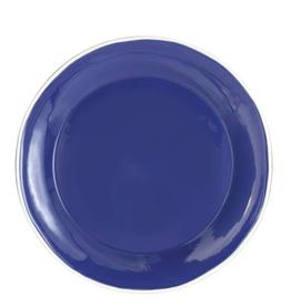 Vietri Chroma Dinner Plate - Blue